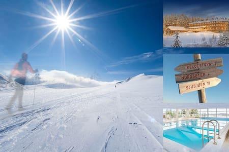 On the top of the World @ Nordseter, Lillehammer - Лиллехаммер - Кондоминиум