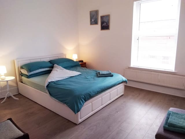 Cosy house, close to Manchester & Salford Quays