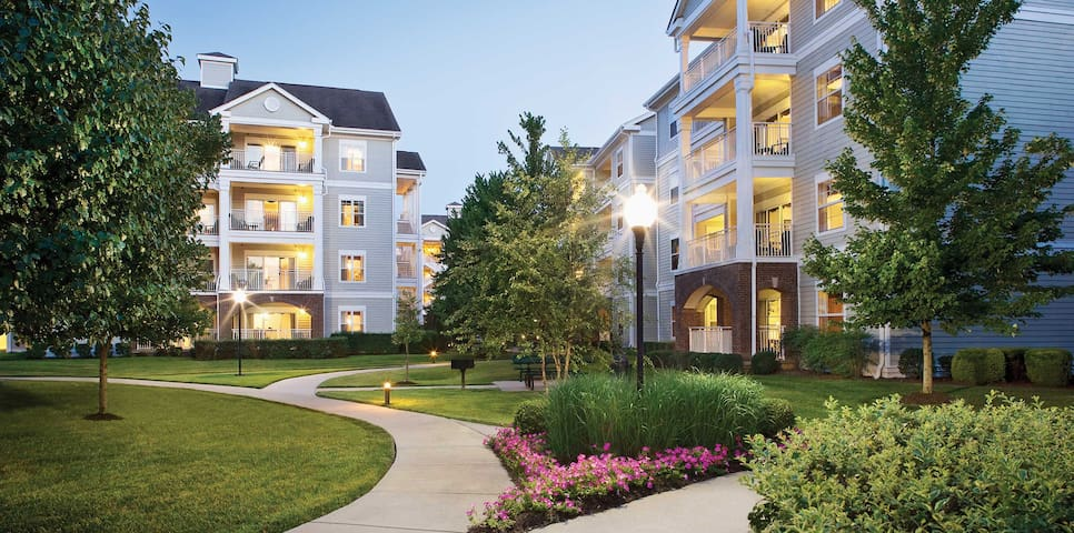 Wyndham Nashville Resort ** 1B