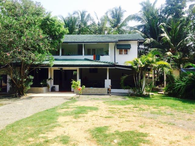 Гест-хаус с 4 ном. в 100м от океана - Boossa - Haus