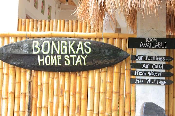 Bongkas Homestay and Surf Lessons, Gili Trawangan