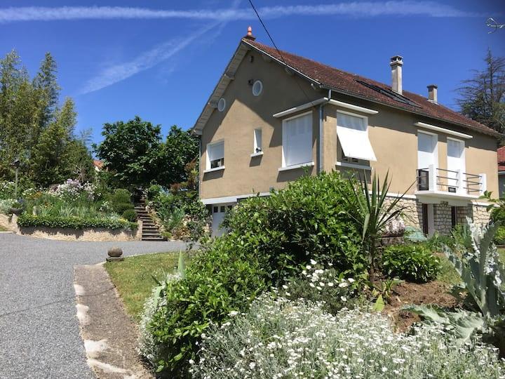 Chez Elyette à Néchaud - Montmorillon