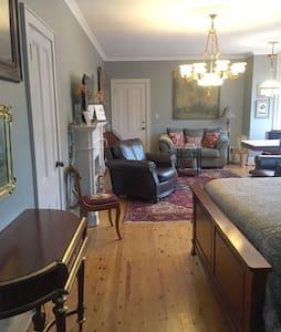 Penthouse: Sheriff Sartwell Mansion