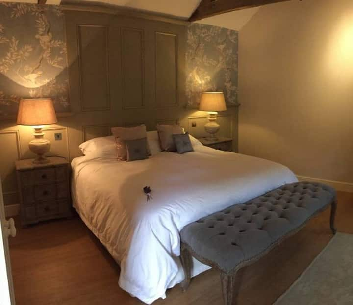 Hill Farm, massingham B&b