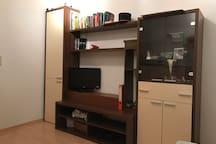 Kleines Zimmer mit TV & WLan