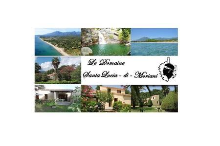 Le Domaine : villa privative  T6 - Santa-Lucia-di-Moriani - 別荘