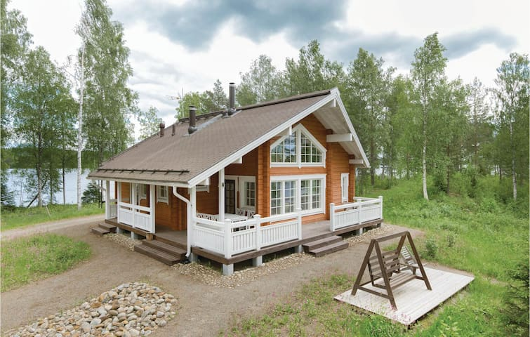 Holiday cottage with 1 bedroom on 75m² in Kotalahti