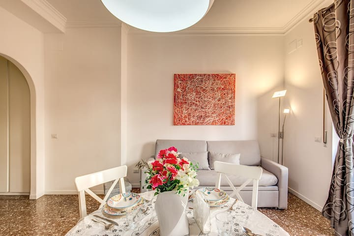 Charming and new apartment near Vaticano - Roma - Apartment