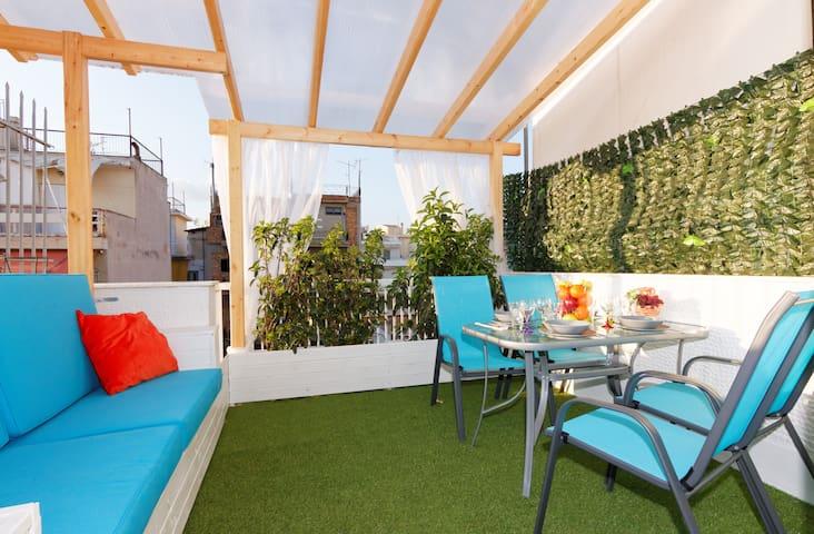 Cozy apartment close to Acropolis