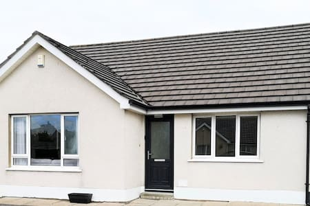 Spacious and modern 3 Bedroom Bungalow in Bundoran