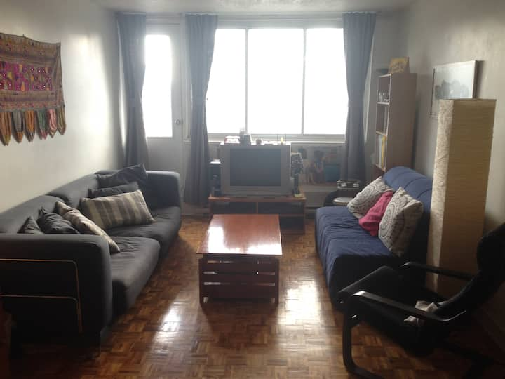 3 1/2 Montreal Downtown Apartment - July 2020