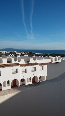 Casa Costa, Mojacar playa townhouse - Mojácar