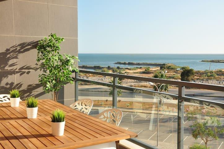 Marina Village   Casa da Ria - Oceanfront view