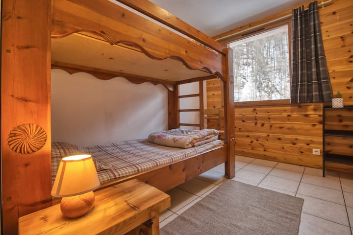 Cozy Double room mountain view