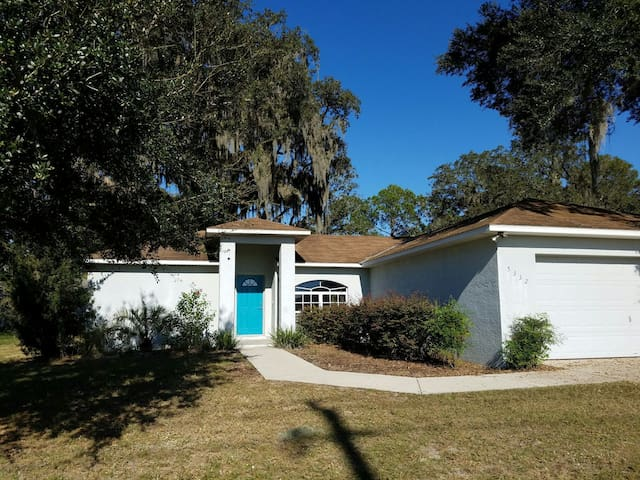 Modern home located between Tampa and Orlando. - Polk City - Dům
