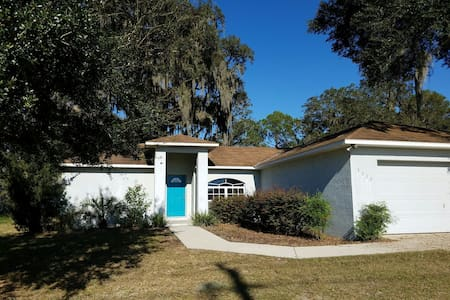 Modern home located between Tampa and Orlando. - Polk City