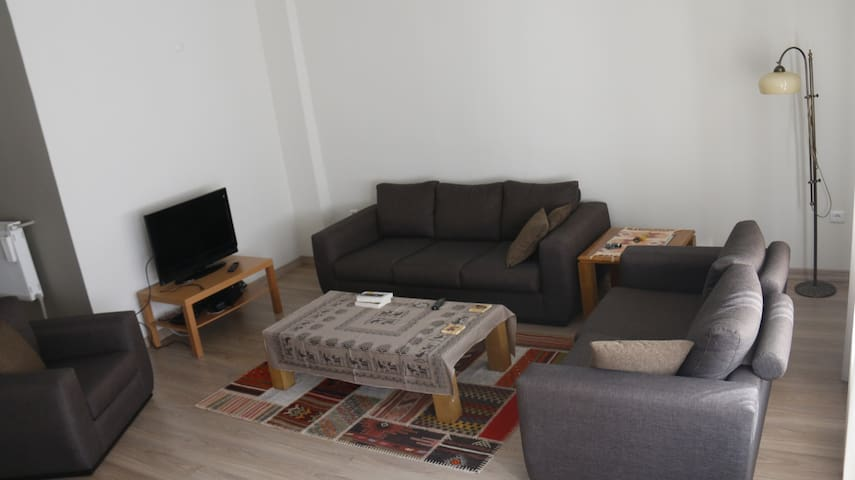 A well lighted & airy place in KK - Istanbul - Bed & Breakfast