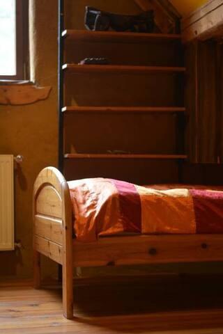 Pokój Ganesha w Spa dla Duszy - Gajówka - Rumah