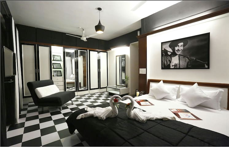 Bollywood suite 2 Bedroom Near BKC - Bombay - Bed & Breakfast