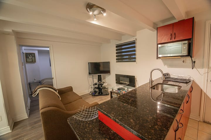 Stylish, Furnished and Comfortable Condo in MTL