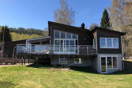 Havstomt på Nyänget i Höga Kusten
