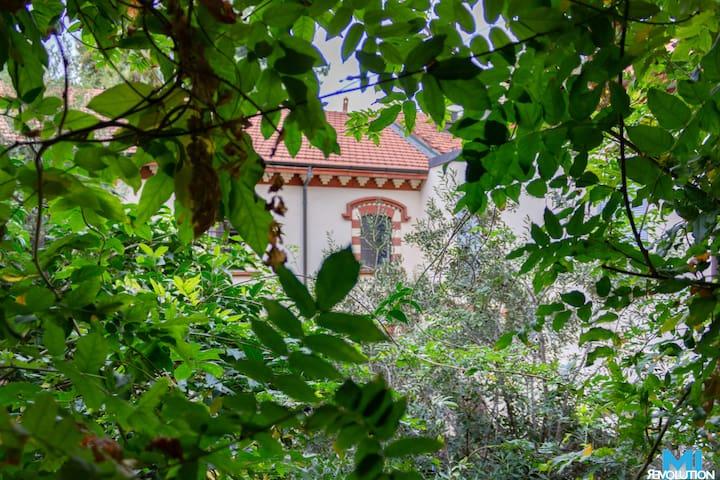 GREEN FLAT•CITY CENTER•CADORNA•designed with love•