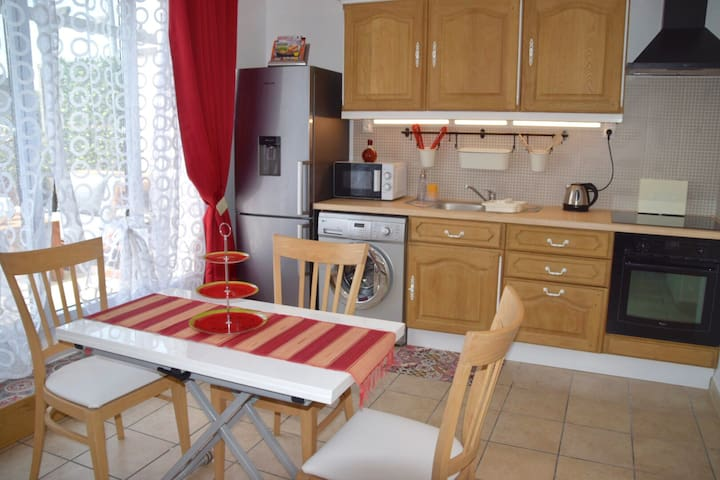 Appartement T2 avec terrasse - Proche Paris