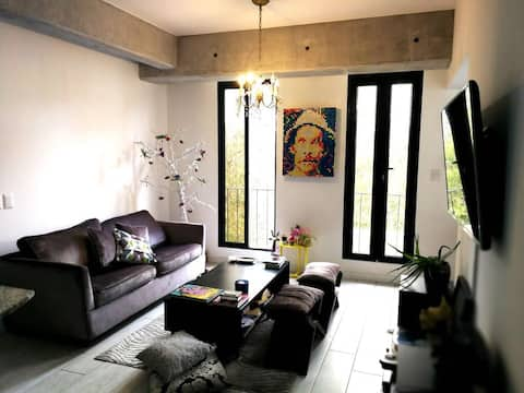 Delightful apartament in Guatemala city Zone 10