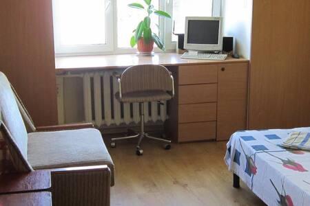 Уютная и недорогая квартира