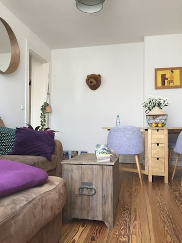 Charming and cosy apartment in Eimsbüttel, Hamburg
