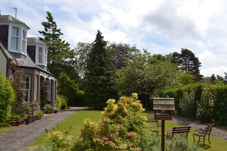 Alexandra Lodge Bed and Breakfast - Edzell