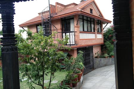 Peacefully located Guest House