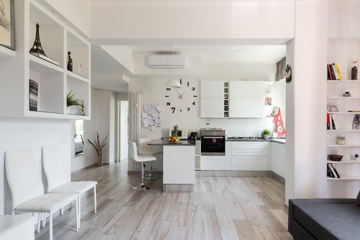Florence Luxury Apartment, Villetta Gioiosa