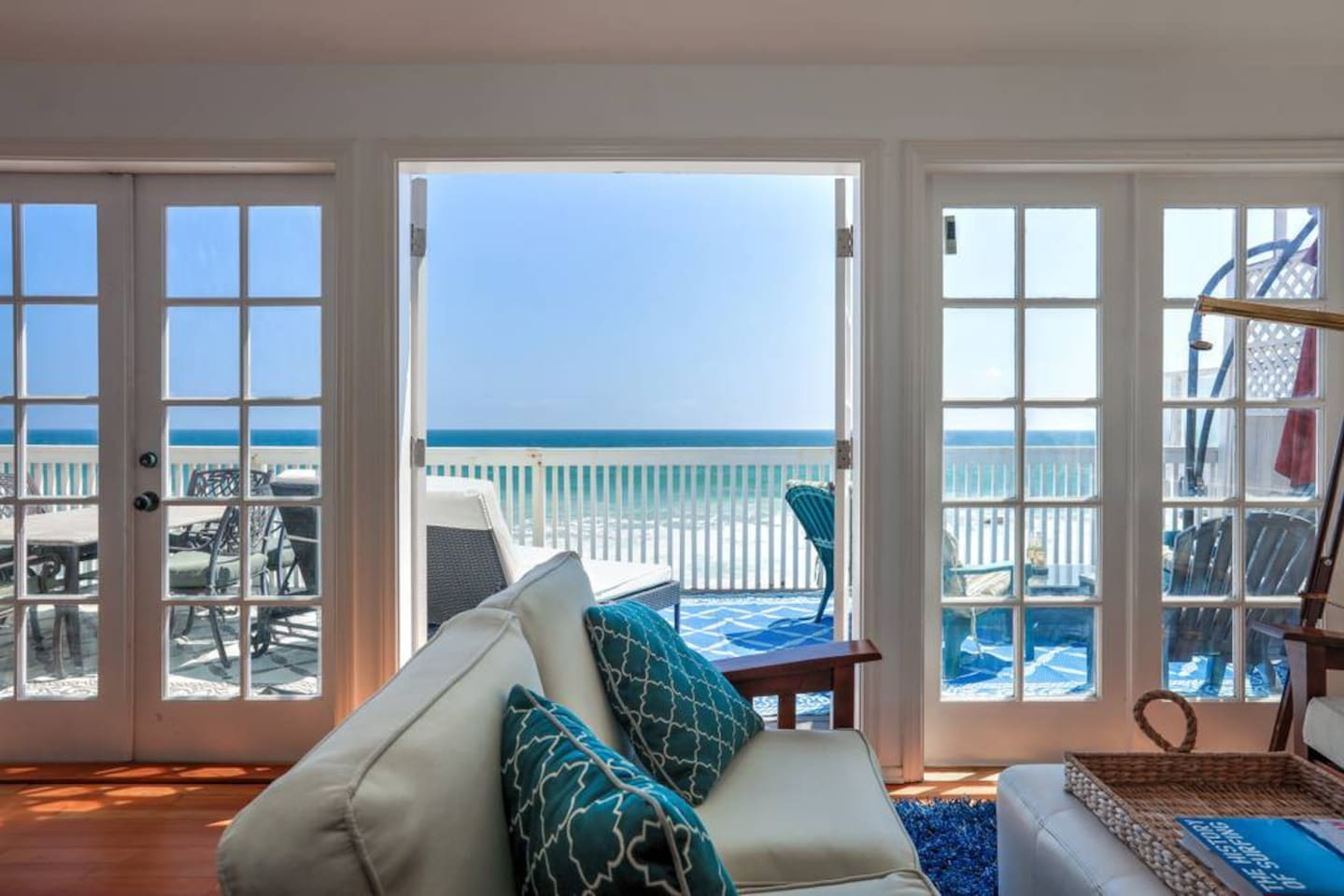 Oceanfront Malibu Home - 4 Kings on the Sand! - Houses for Rent in ...