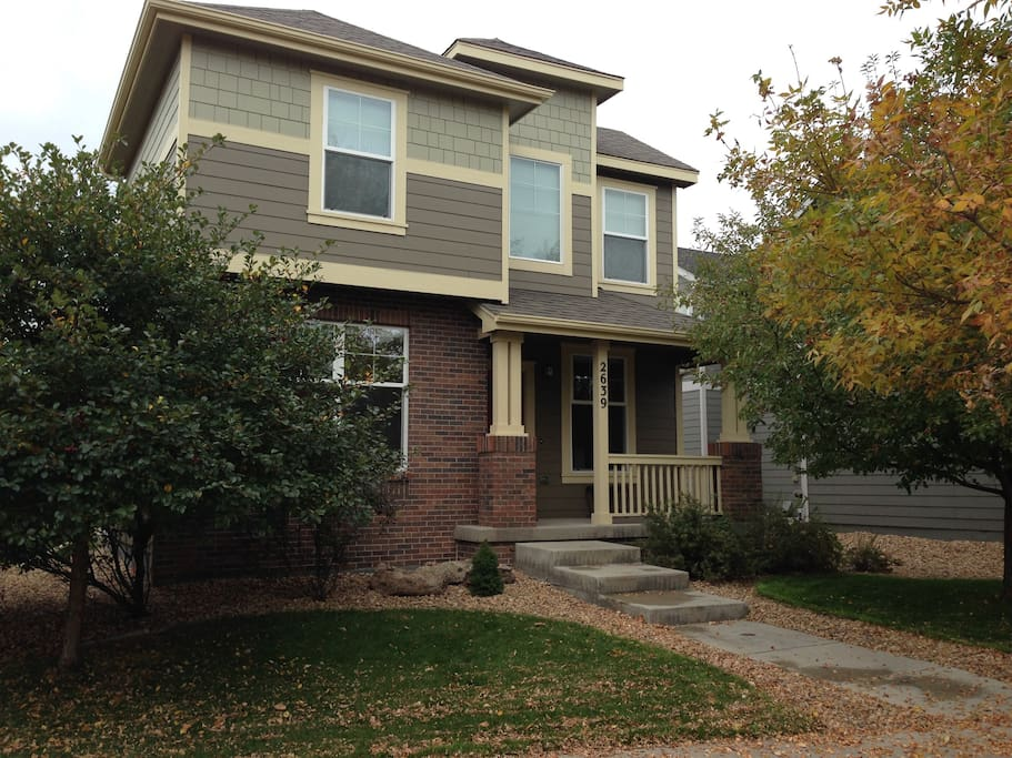 Cozy 3 Bdr Home 20 Mins From Downtown Houses For Rent In Fort Collins Colorado United States