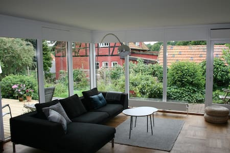 Fantastic nature close to Lyngby and Copenhagen - Kongens Lyngby - Villa