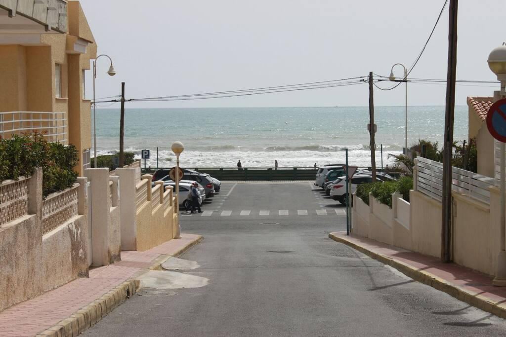 Distancia al mar