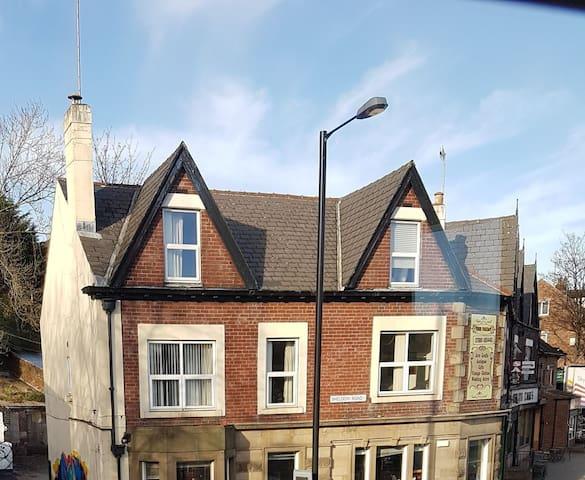 Very large apartment that sleeps 20 - Sheffield - Apartament