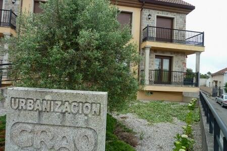Apartamento con jardín Palmeira 200 m de la playa