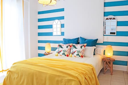 NEW-OlivaHolidayHomes - Exotic Studio +pool