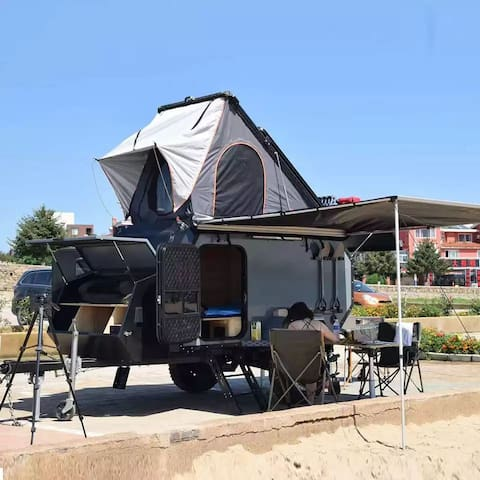 Wander Travel Trailer