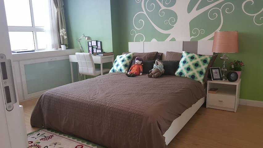 Central Bangkok One Bed Room with Full Facilities - Bangkok - Apto. en complejo residencial