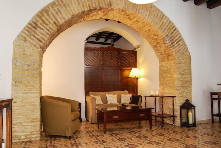Casa Rey Briga - Apartamento en Centro Histórico - Arcos de la Frontera - Leilighet