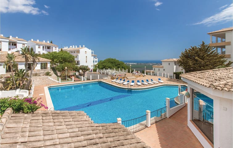 Holiday apartment with 2 bedrooms on 57m² in Pego