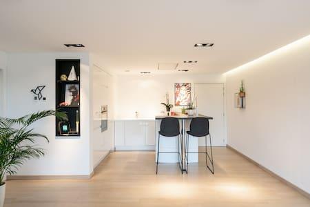 Design & modern apartment in Visé