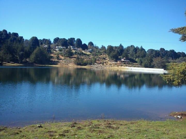 2 Cabaña en la presa Victoria lugar de ensueño