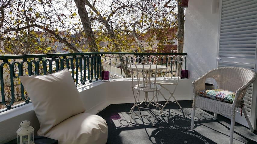 Cascais Bay Sweet Terrace apartment - Cascais - Apartament