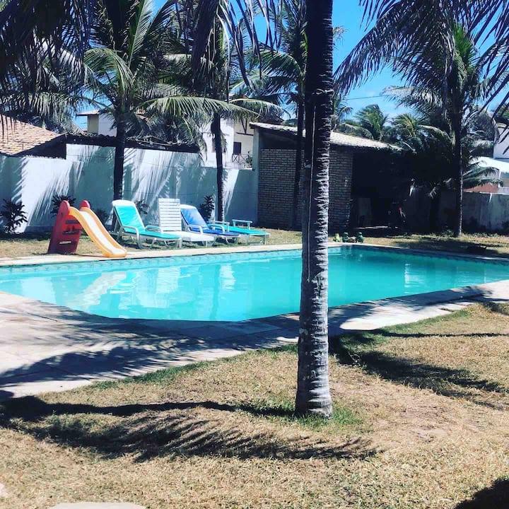 Pousada Villa dos Coqueiros - Praia da Caponga CE