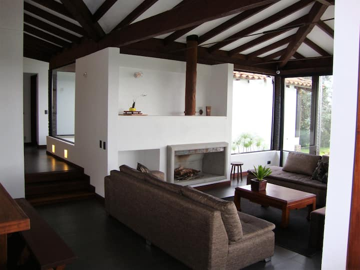 Country house in Rionegro, outskirts of Medellin