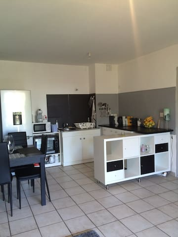 Appartement moderne à 10 min d'avignon - Entraigues-sur-la-Sorgue - Apartment